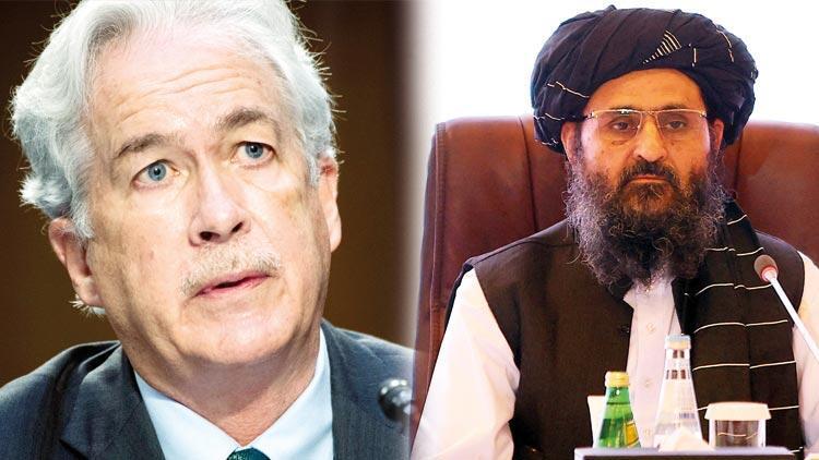 Taliban ile pazarlık: CIA Başkanı Kabil'e gitti