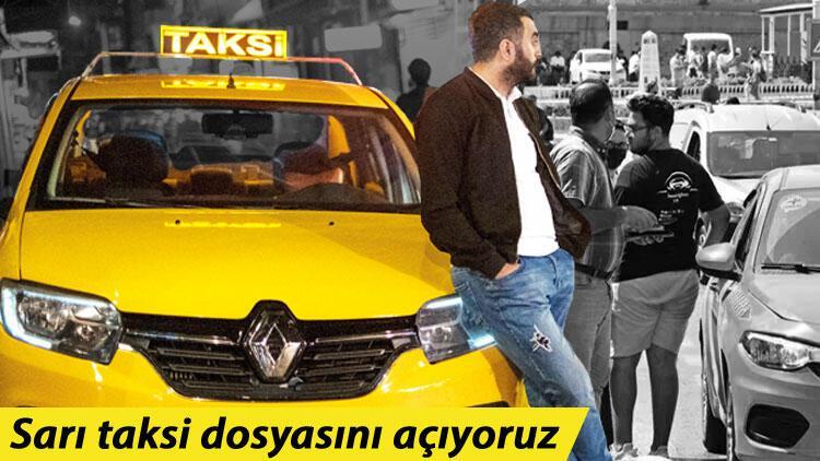 Krizin nedeni plaka ağalığı İstanbul'un bitmeyen taksi çilesi