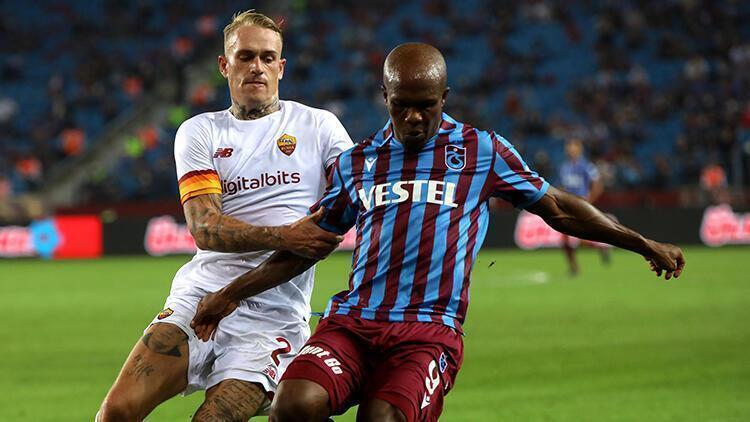 Trabzonspor Romaya konuk olacak Kadro...