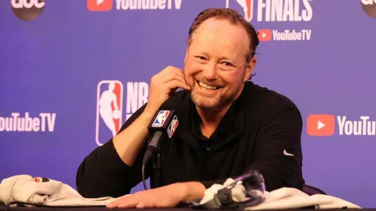 NBA şampiyonu Milwaukee Bucks, Mike Budenholzerın sözleşmesini uzattı