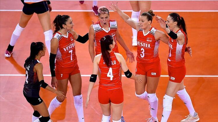 Türkiye Çekya voleybol maçı ne zaman İşte Filenin Sultanlarının maç programı