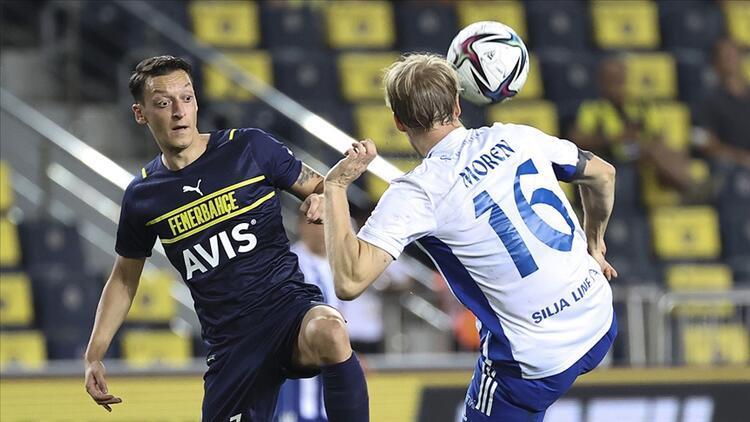HJK Helsinki Fenerbahçe maçı ne zaman, saat kaçta ve hangi kanalda Temsilcimiz rövanş maçında tur peşinde