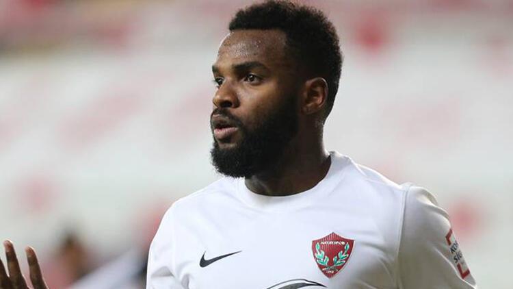 Son Dakika: Hataysporda Boupendza transferi resmen açıklandı Katara gidiyor...