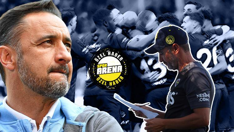 Son Dakika: Fenerbahçede Vitor Pereiranın şifresi ortaya çıktı Soyunma odasında...