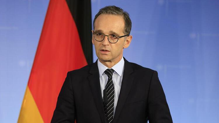 Almanya Dışişleri Bakanı Maas Türkiyeye geliyor