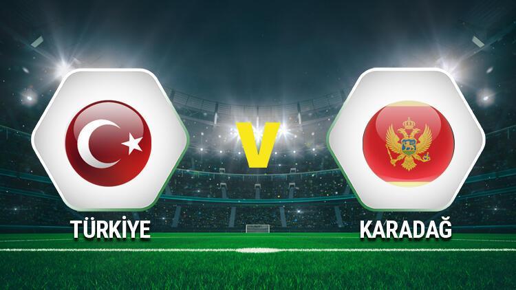 Dünya Kupası Elemeleri | Türkiye Karadağ karşılaşması bu akşam saat kaçta, milli maç hangi kanalda