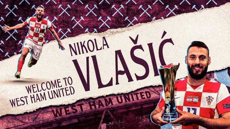 Transfer Haberleri: Nikola Vlasic, West Ham Unitedda