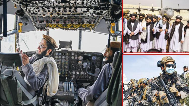 Afganistanda son durum... Amerikan askeri kalmadı Taliban kokpitte