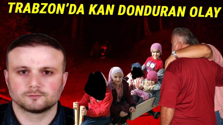 Trabzonda kan donduran olay... 3 kızını öldüren imam, vahşetin nedenini açıkladı İşte ilk ifadesi