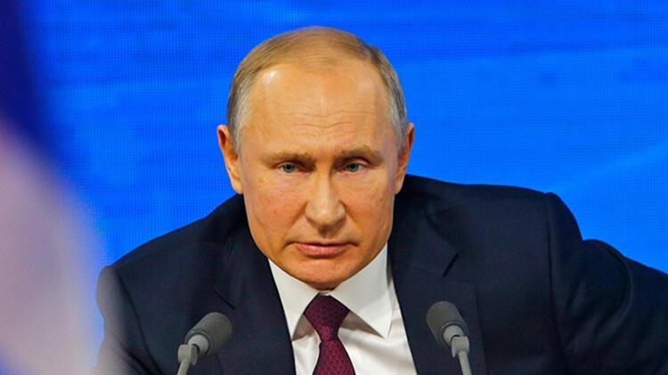 Putinden flaş Afganistan açıklaması
