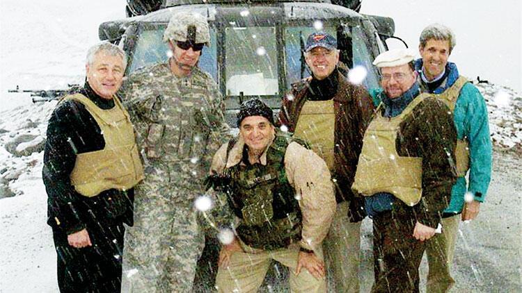 Biden'ı kurtaran tercümanı Afganistan'da bıraktılar