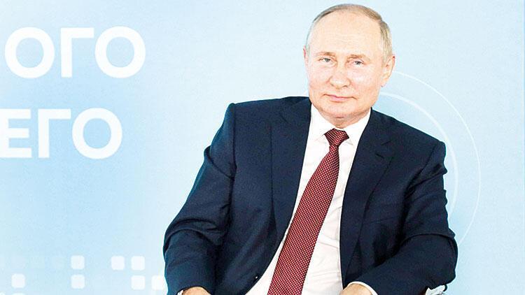 Putin, ABD'ye Afganistan için eksi not verdi