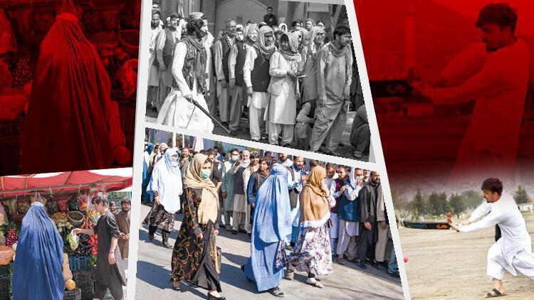 Afganistanda yeni hayat Taliban kararttı... İşte Kabilin ertesi günü