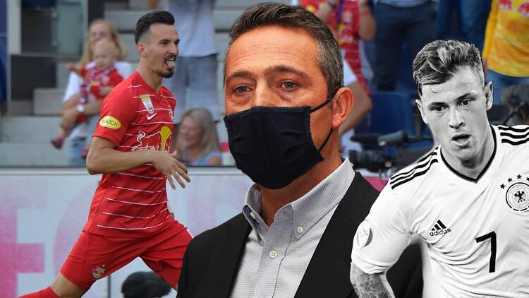 Son dakika: Fenerbahçe Berisha ve Meyeri bitirdi UEFA için kritik hamle...