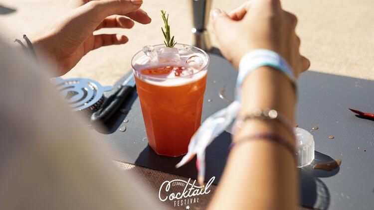 Müziğin Kalbi İstanbul Cocktail Festivali'nde Atacak!