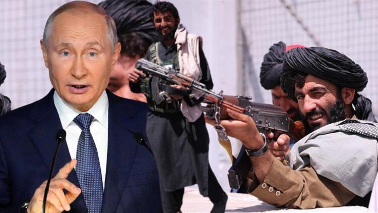 Putinden zehir zemberek Afganistan sözleri: ABD ve müttefikleri insani felakete sebep oldu