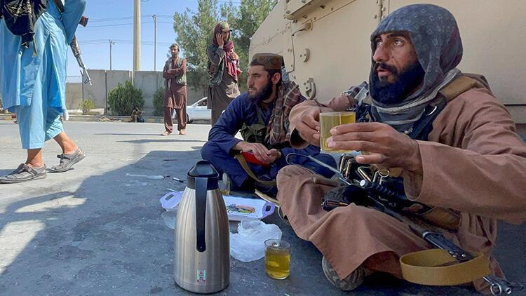 Taliban beni çaya çağırdı... İngiliz gazeteci o anları anlattı