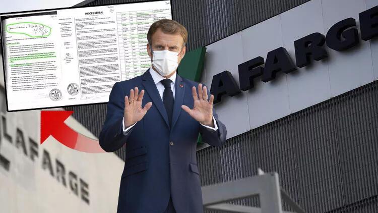 Fransız şirket hükümetin bilgisi dahilinde DAEŞe para aktarmış