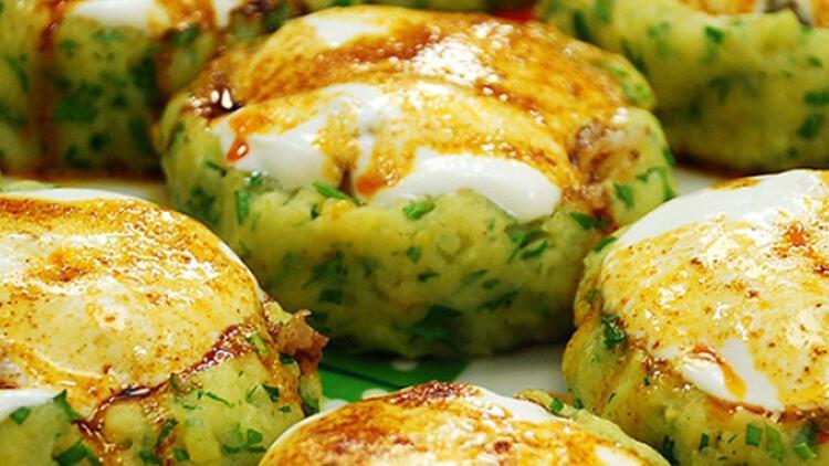 Ispanaklı patates mantısı tarifi