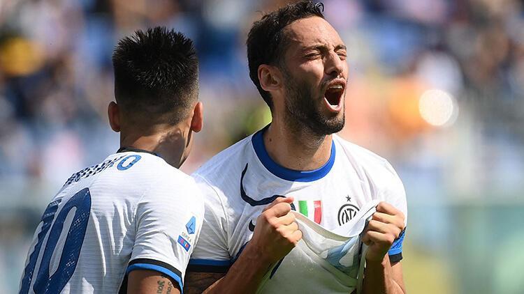 Sampdoria 2 - 2 Inter (Maç özeti)