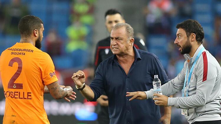 Galatasaray değişikliklerle geriledi