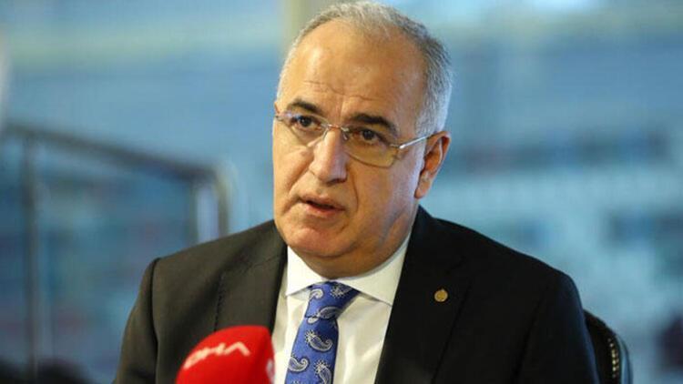 TVF Başkanı Mehmet Akif Üstündağdan Filenin Efelerine tebrik