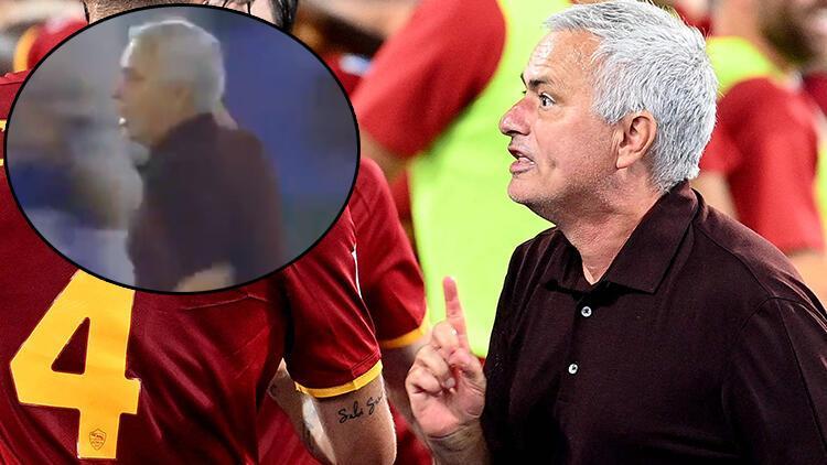 Son Dakika: Mourinhodan geceye damga vuran depar Maç sonu itiraf etti: Korktum...