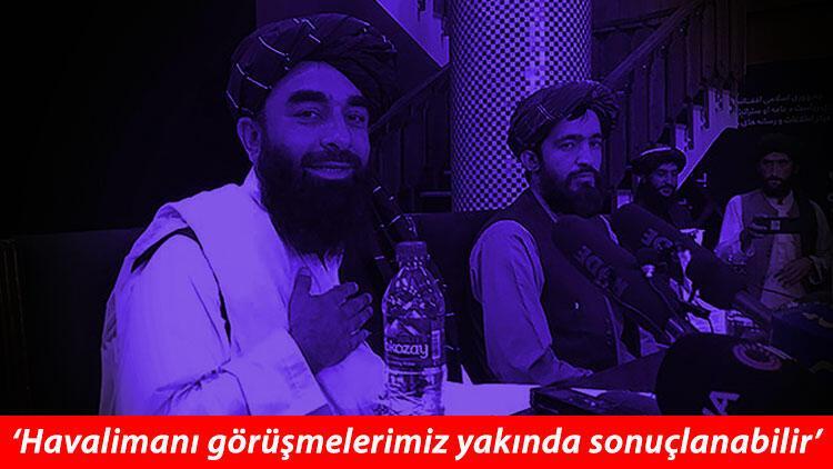 Talibandan flaş mesajlar Türkiye ile iyi ilişkiler kurmak istiyoruz