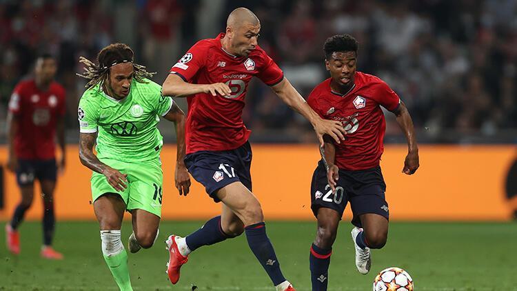 Son Dakika: Lille 0-0 Wolfsburg / Maç sonucu ve özeti