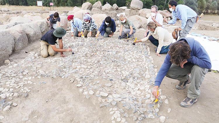 'Dünyanın en eski mozaiği Yozgat'ta'