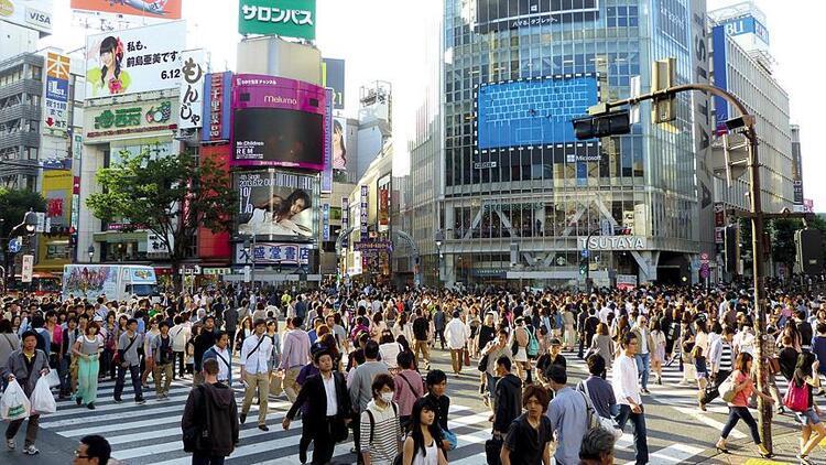 Japonyada 100 yaş üstü nüfus ilk kez 86 bini aştı