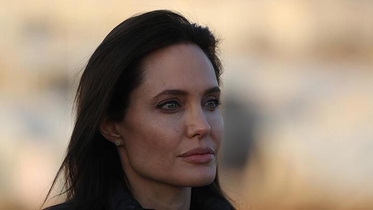 BM Genel Sekreteri Guterres, ünlü oyucu Angelina Jolie ile görüştü