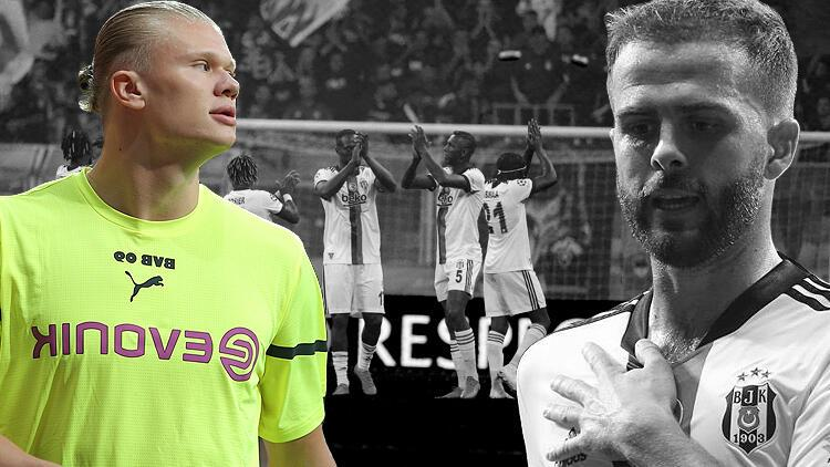 Şampiyonlar Ligindeki Beşiktaş - Dortmund maçında koşu mesafesi rekoru