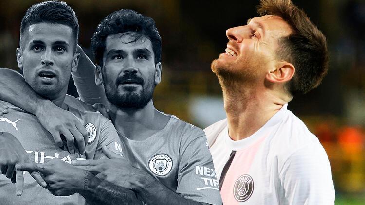 Şampiyonlar Liginde PSG ile ilk maçında Messiye şok Gecenin sürprizi ve en gollü maçı...