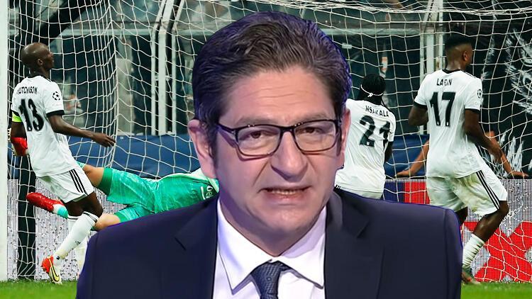 Beşiktaş - Borussia Dortmund maçında çarpıcı detay ve Güntekin Onayın eleştirdiği isim: Hantal, yetersiz...