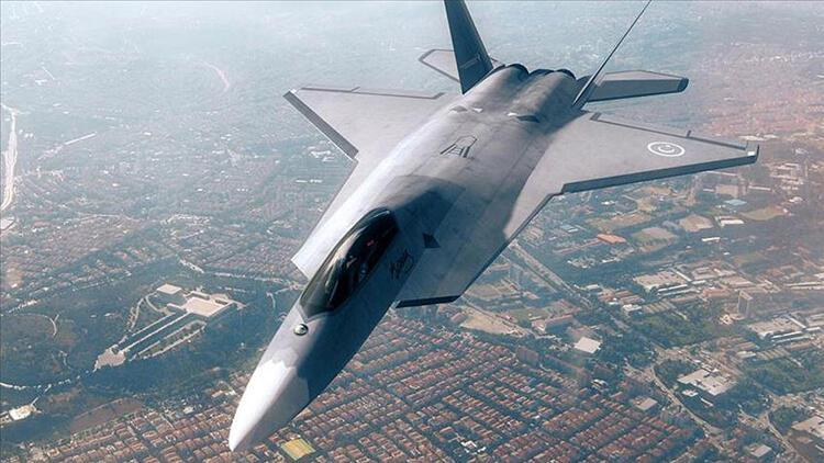 Milli savaş uçağının dijital ikiz çalışmalarına başlandı
