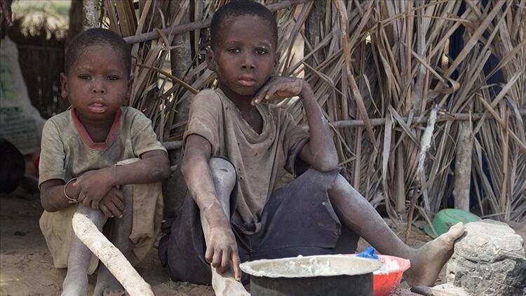Korkunç tablo 2,1 milyon kişi açlıkla burun buruna...