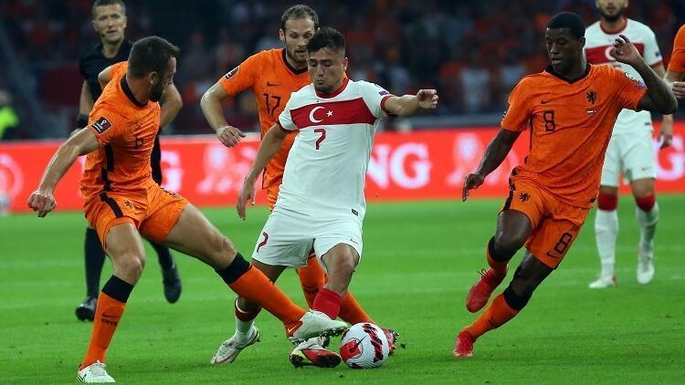 A Milli Takım, FIFA dünya sıralamasında 41inciliğe geriledi