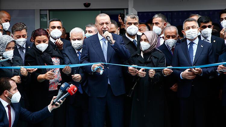 Son dakika... Cumhurbaşkanı Erdoğan: Kırşehirde çok farklı bir AK Parti etkinliğini yaşayacağız