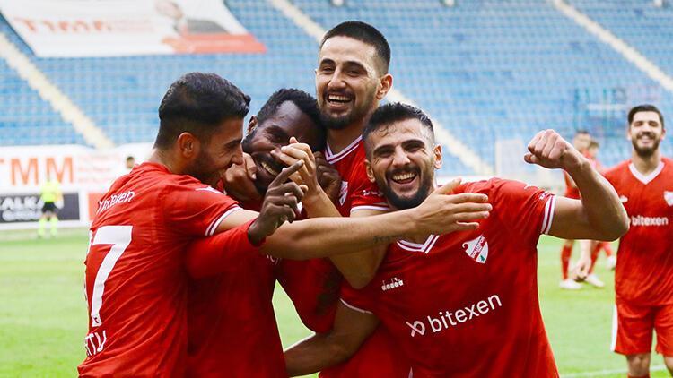 Ankara Keçiörengücü 0-3 Beypiliç Boluspor