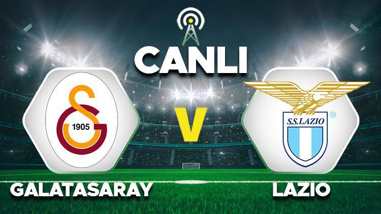 Canlı Anlatım... Galatasaray Lazio maçı