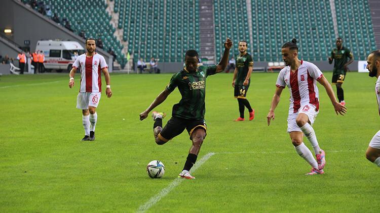Kocaelispor 3-1 Balıkesirspor