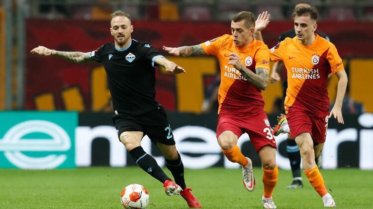 Galatasaray-Lazio maçından en özel fotoğraflar