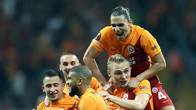Galatasaray 1-0 Lazio (Maçın özeti)