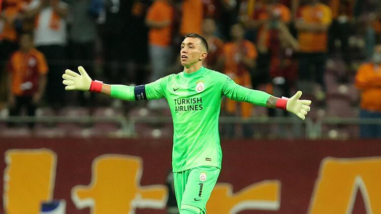 Galatasarayda Musleradan Strakosha yorumu Hatamızın affı olmuyor