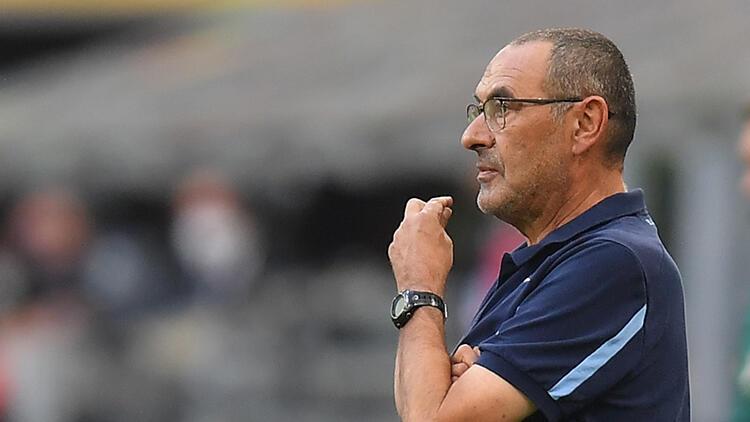 Lazioda Maurizio Sarriden Galatasaray maçı yorumu: Ortada bir oyundu ama...