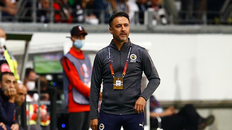 Vitor Pereira: Fenerbahçe taraftarları takımlarıyla gurur duyuyorlardır