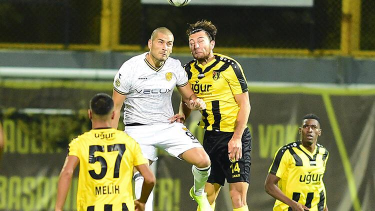 İstanbulspor 0-1 MKE Ankaragücü