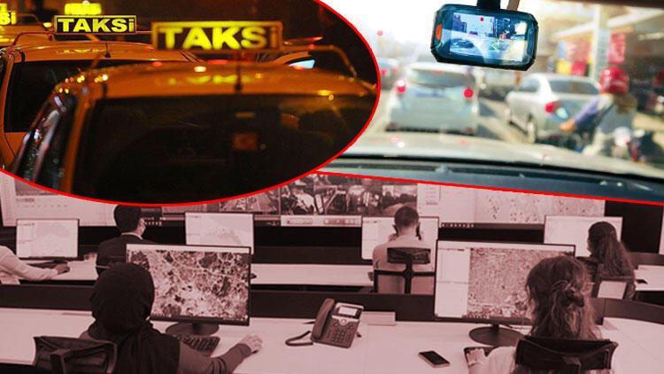 Karar verildi İstanbulda 15 bin taksiye kamera