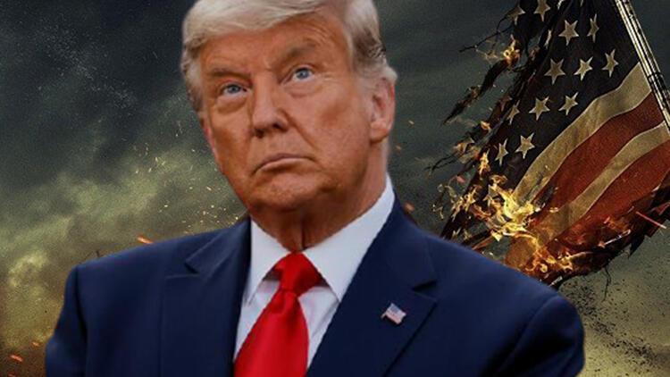 Trump tarih verdi: ABDnin sonu gelecek